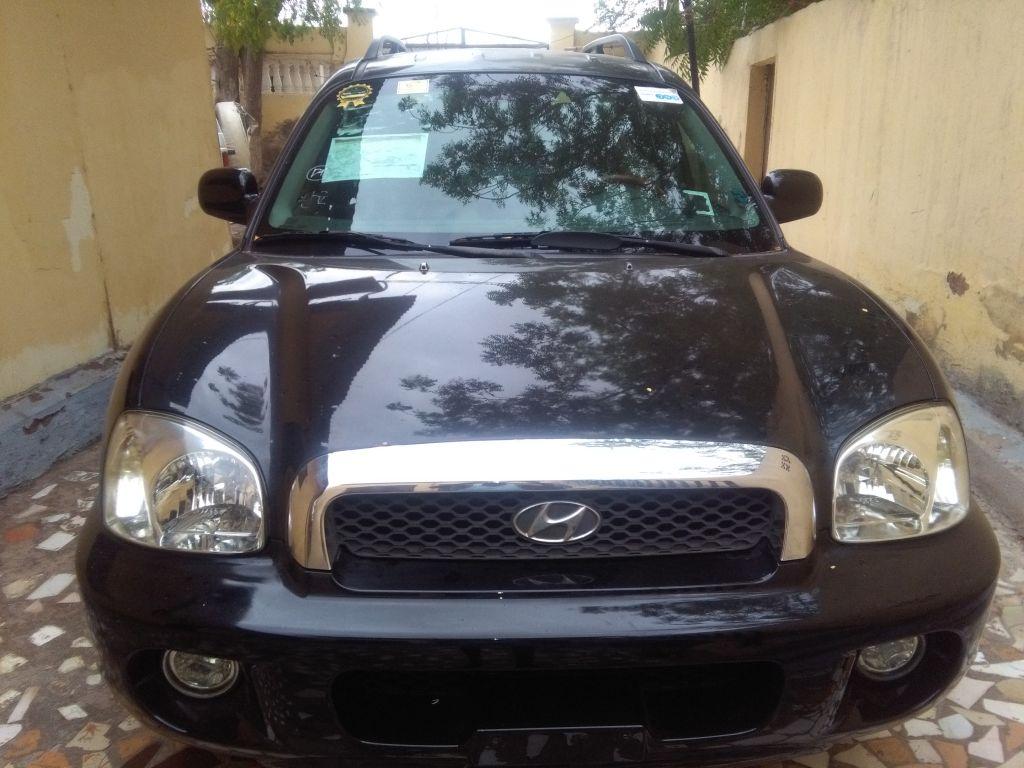 Voiture Hyundai santa Fe 2004