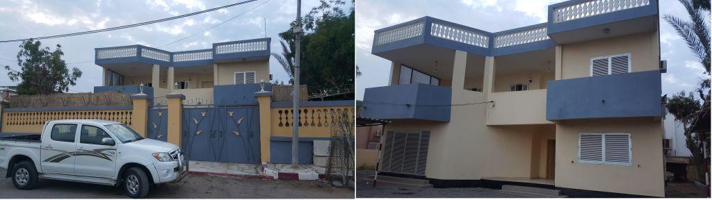 A Louer Immeuble R+1+Terrasse ( F8 ) Gabode IV