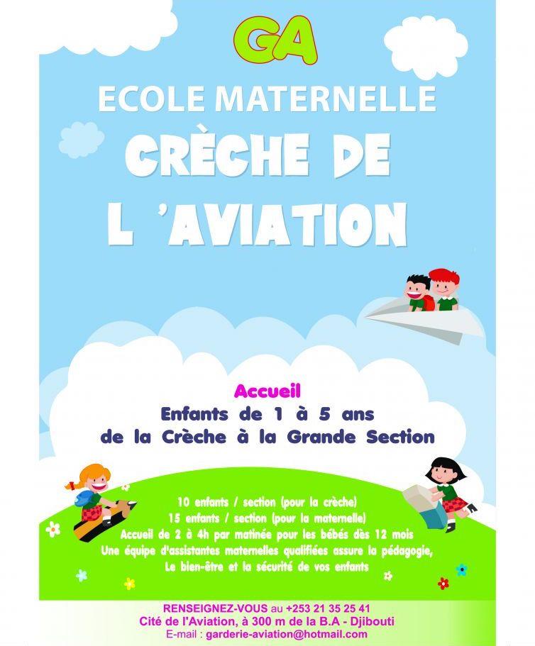 Crèche-Maternelle de l'Aviation