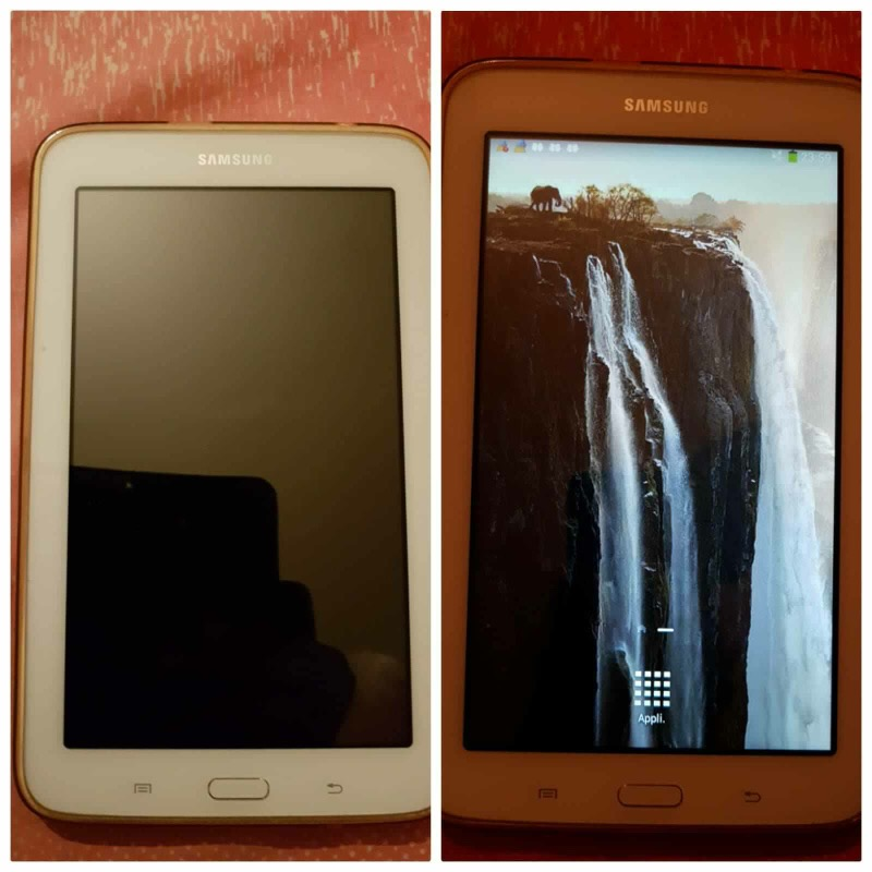 Tablette Samsung TAB3 lite SM-T110