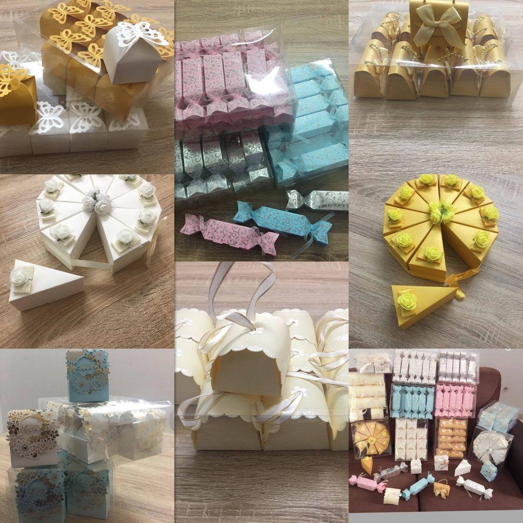 sweet box boite de dragees pour mariage
