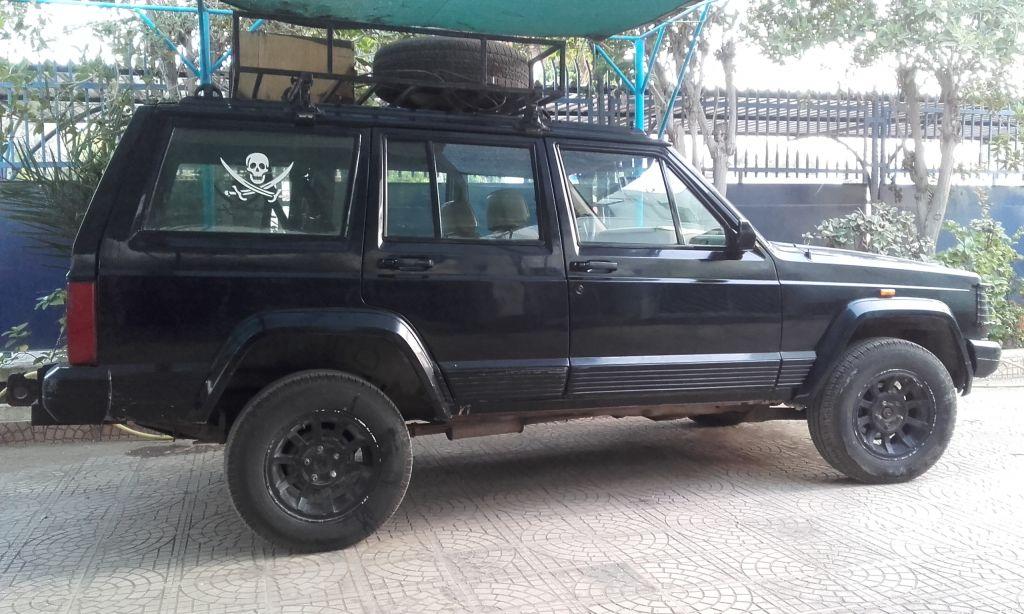 jeep cherokee - 4x4 - diesel