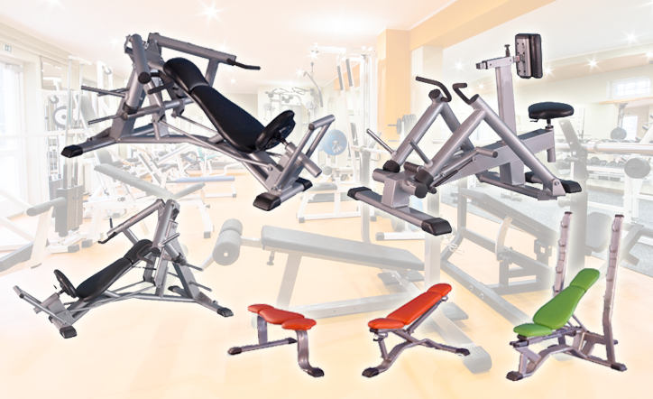 Recherche des matériels de sport et musculation