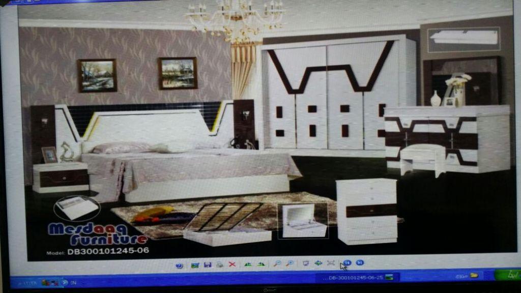 À vendre une chambre à coucher