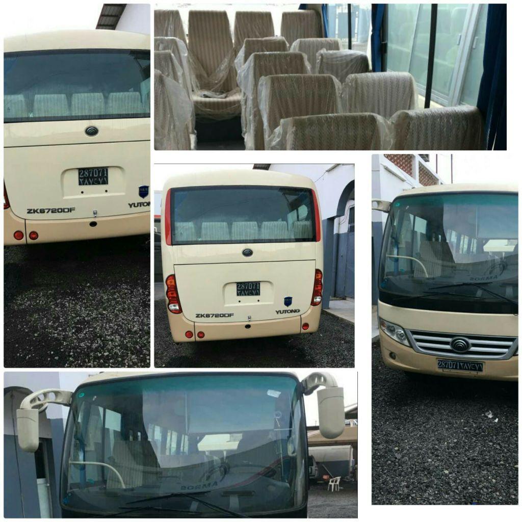 Bus neuf