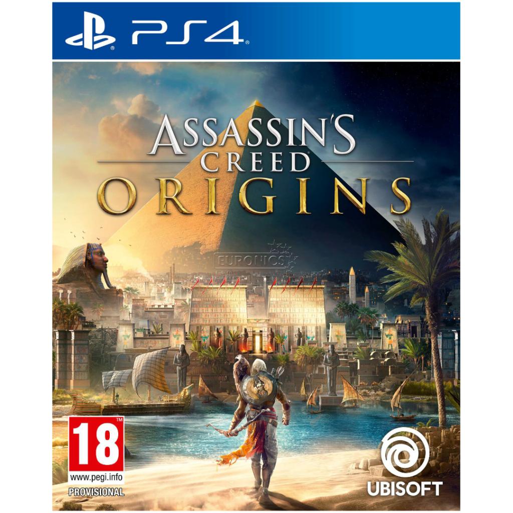 cd ps4 assassins creed origins