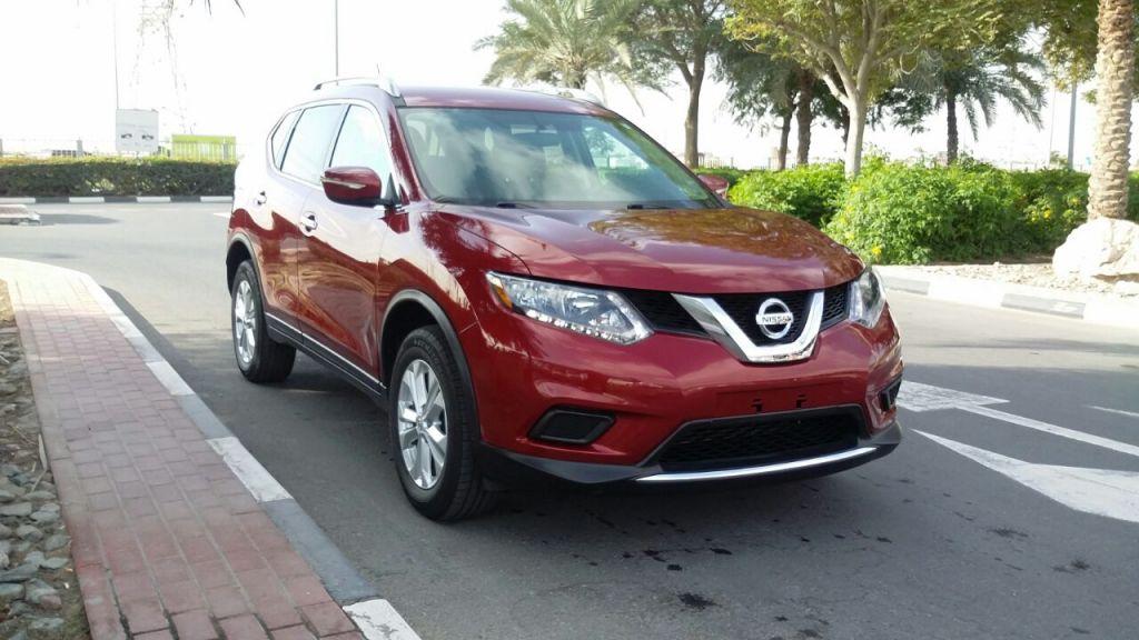 Nissan Xtrail nouvel generation