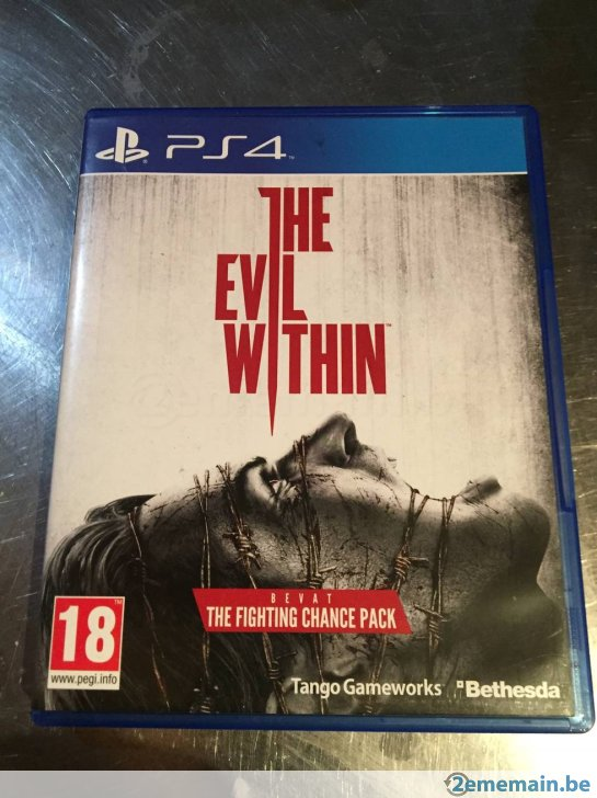 the evil within jeu