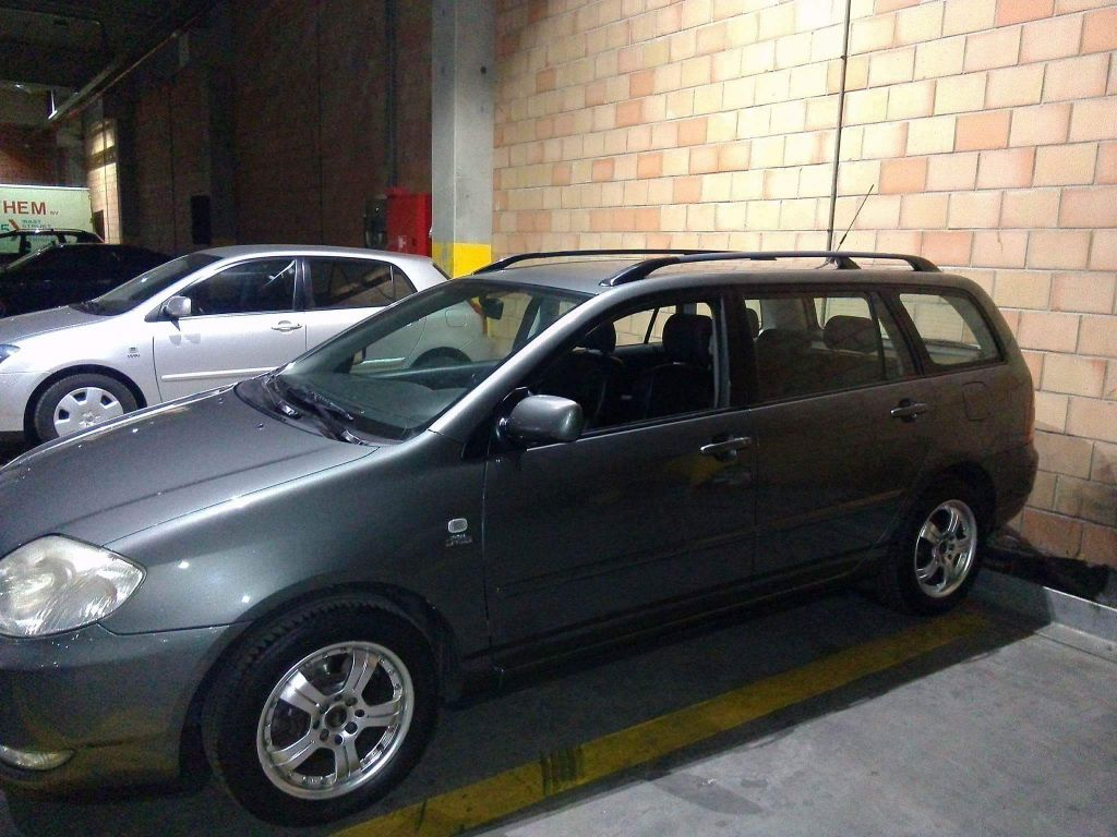 Toyota Corolla année 2003