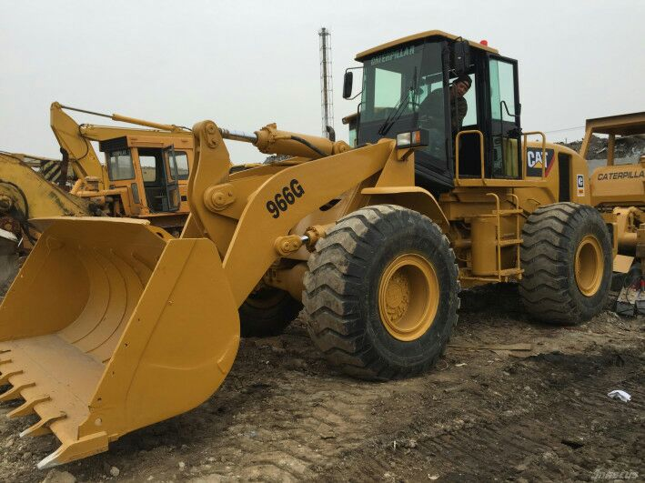 Wheel loader cat 966G