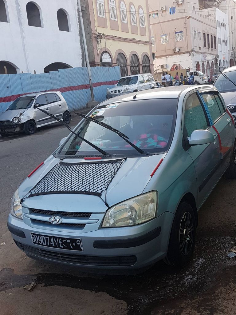 Hyundai Click bon état