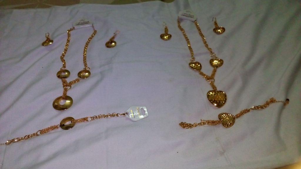 Jolies colliers