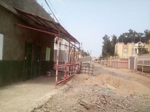 Local de depot à Gabobe 5