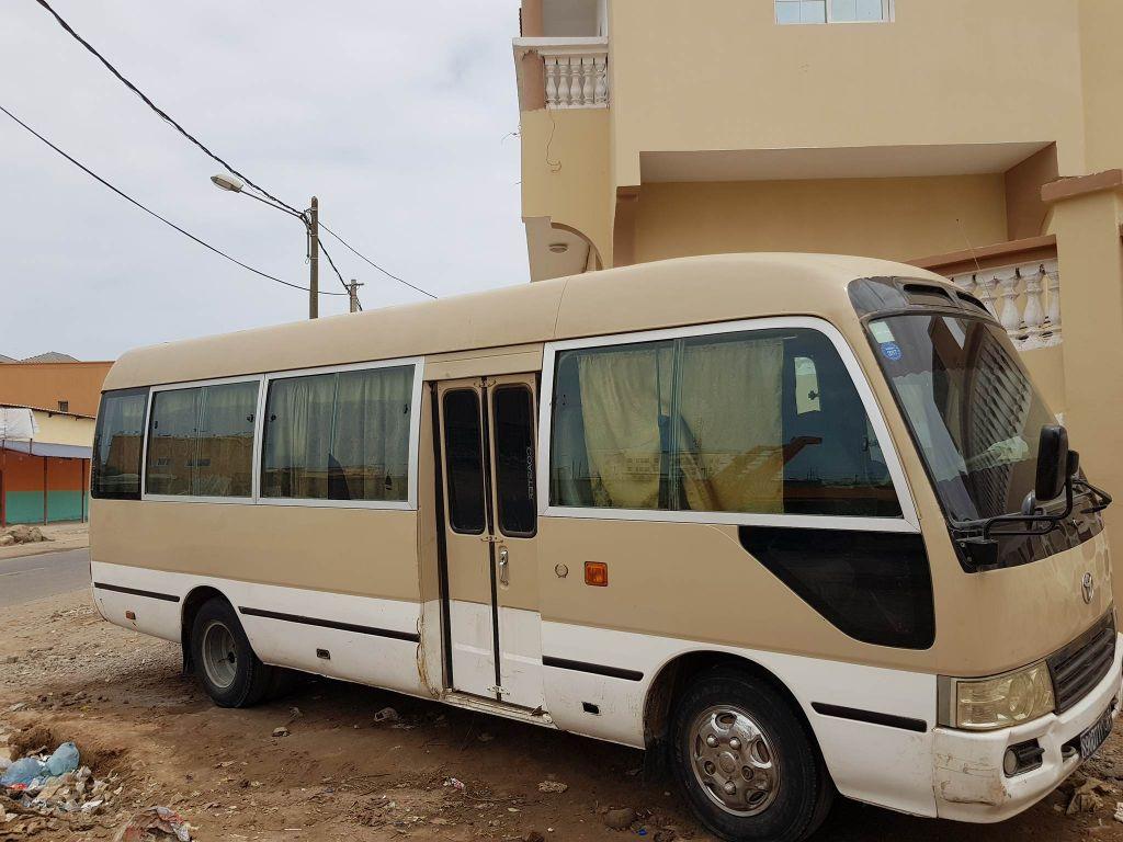 Vente de bus 30 places