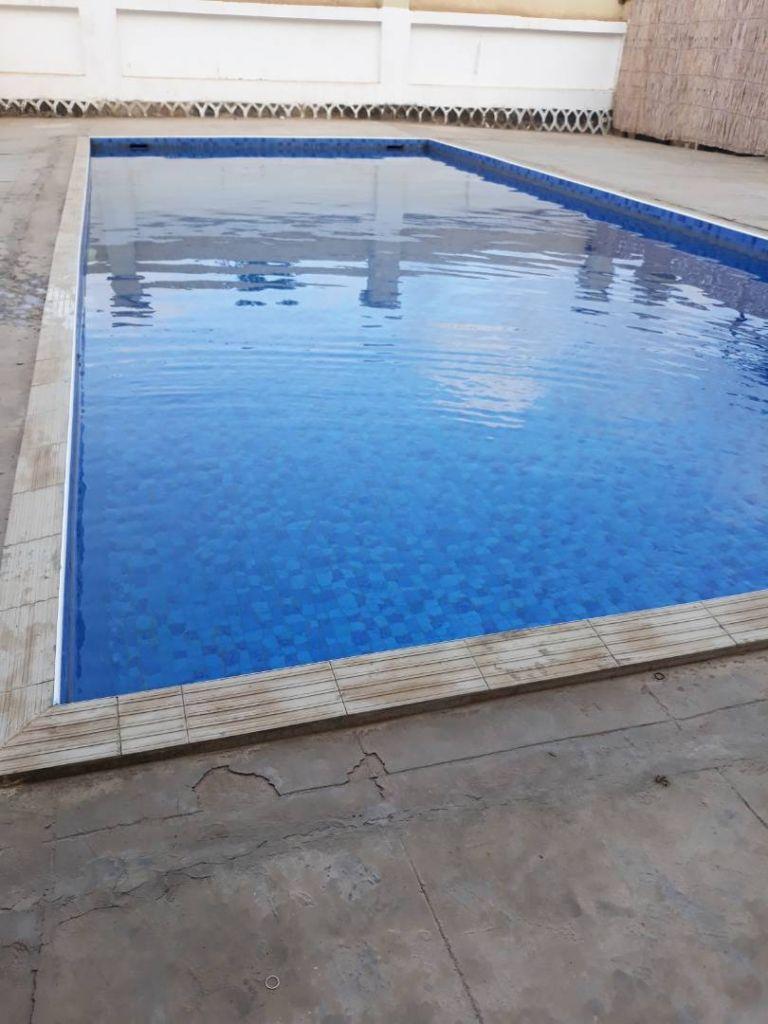 Appartement meublé avec piscine à louer prix à débattre