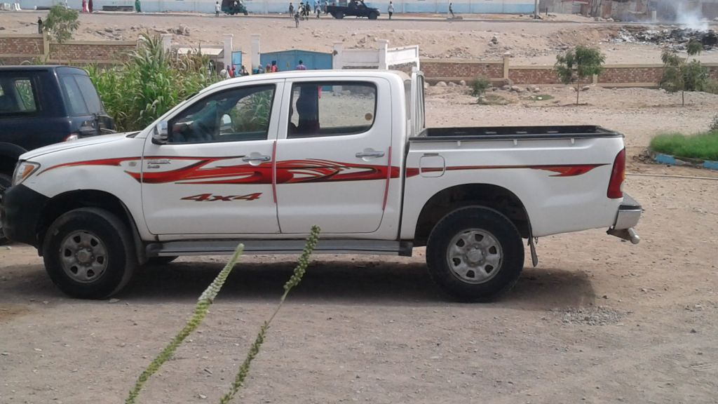 A vendre Toyota hilux pick up