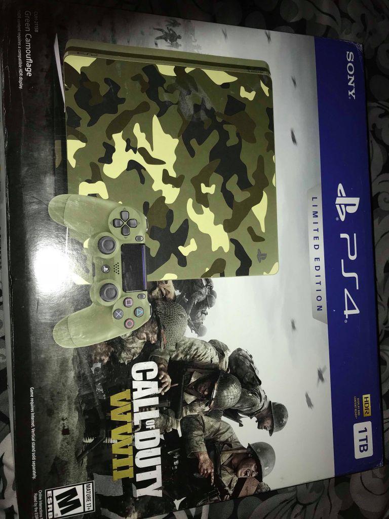 PS4 Console de jeux