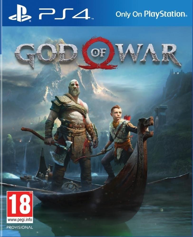 RECHERCHE GOD OF WAR PS4