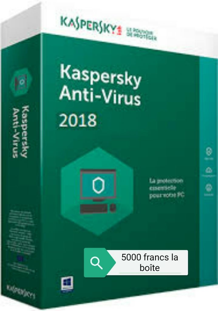 Anti virus Kaspersky 2018