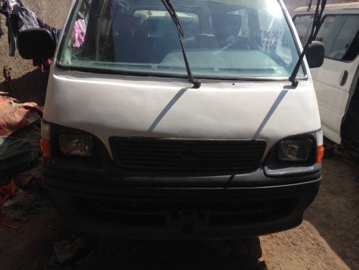 voiture mini bus