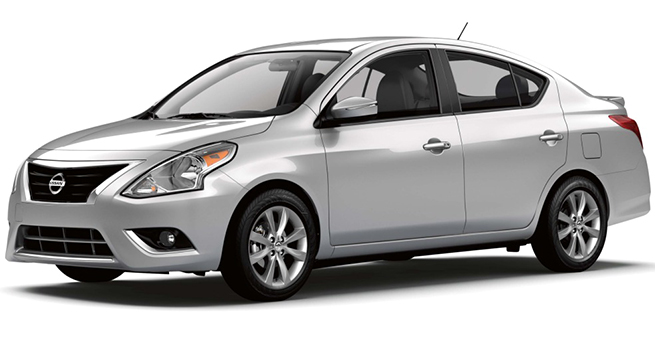 À louer Nissan Sunny toutes options