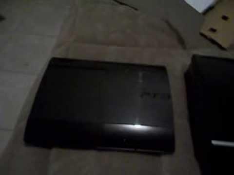 console PS3 A VENDRE