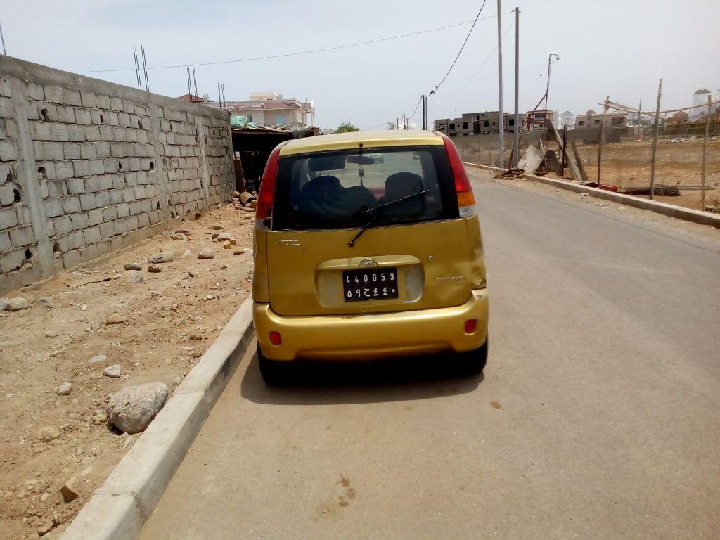 Vente voiture Atoz