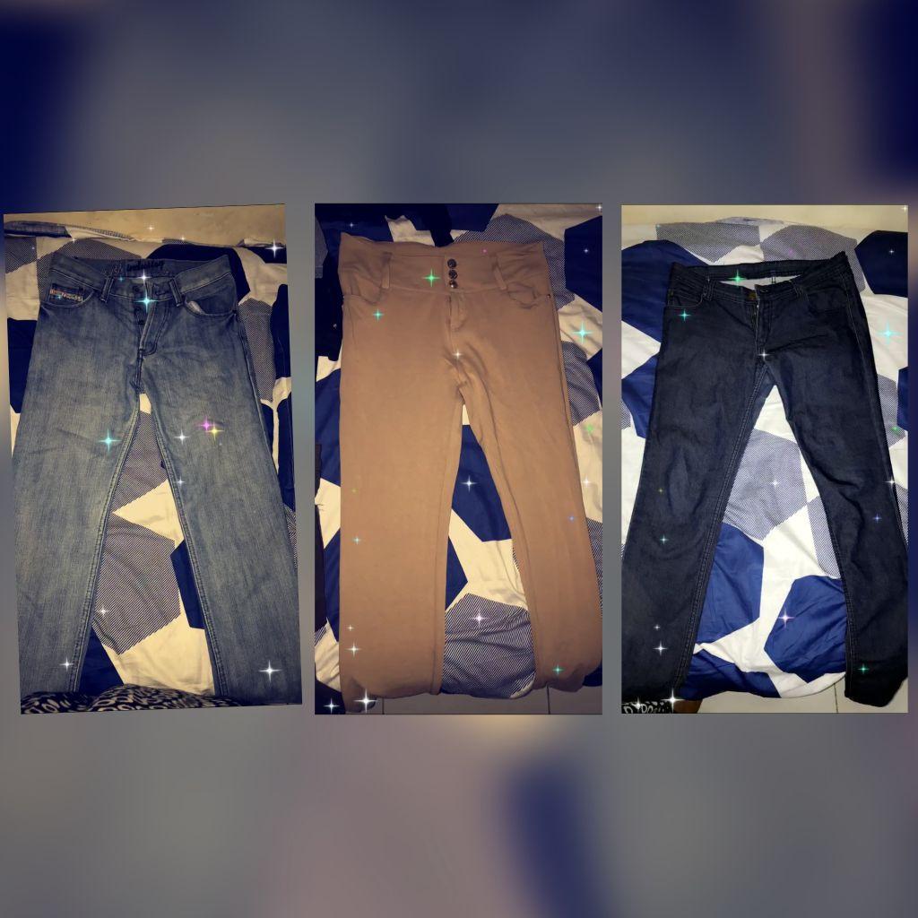 3 pantalon