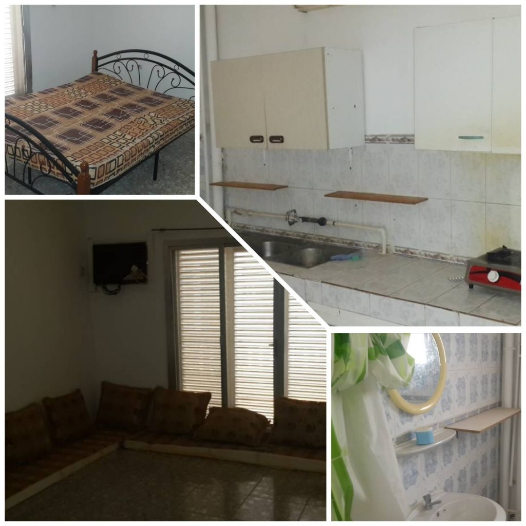 Appartement F3 meublé situé à Gabode 5 près du lycée de Gabode