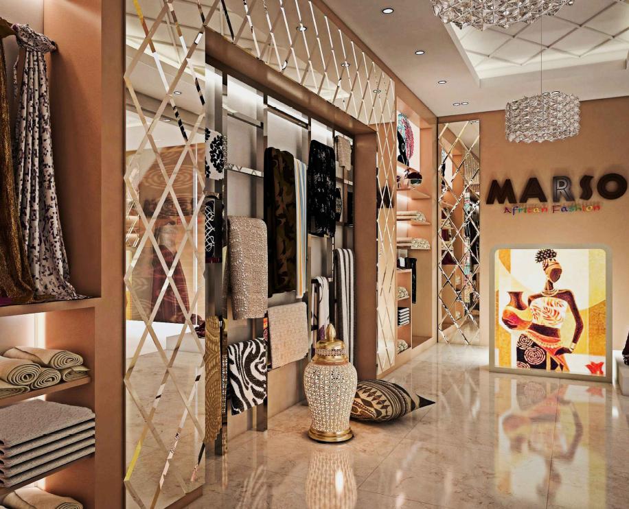 Diracs, macaawis pour la Aïd au Bawadi Mall