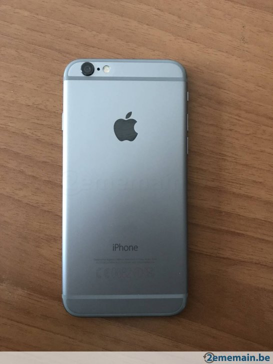 iPhone 6 gris 16Go