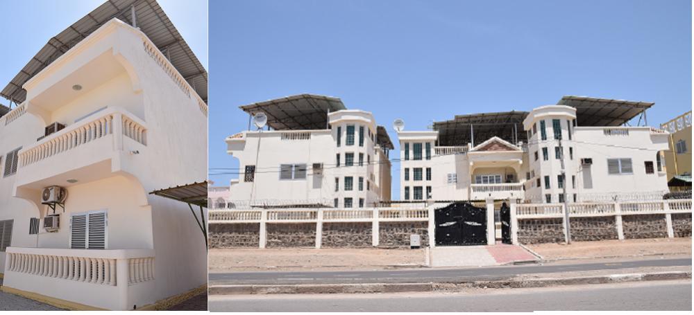Location appartements meublés à Gabode 5