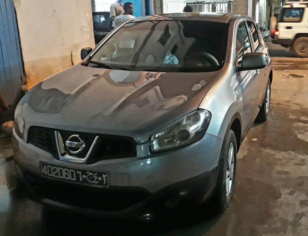 Nissan Qashqai très bon état