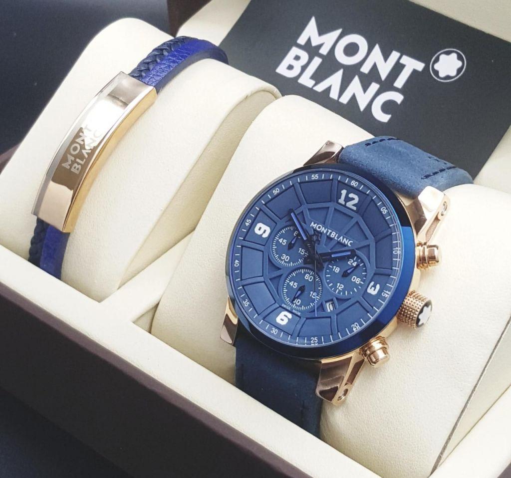Nouvelles montres marque Mont Blanc