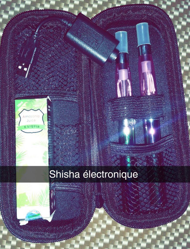 Shisha électronique