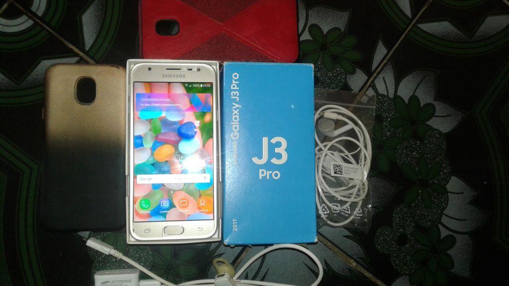 Smartphone j3 pro 2017