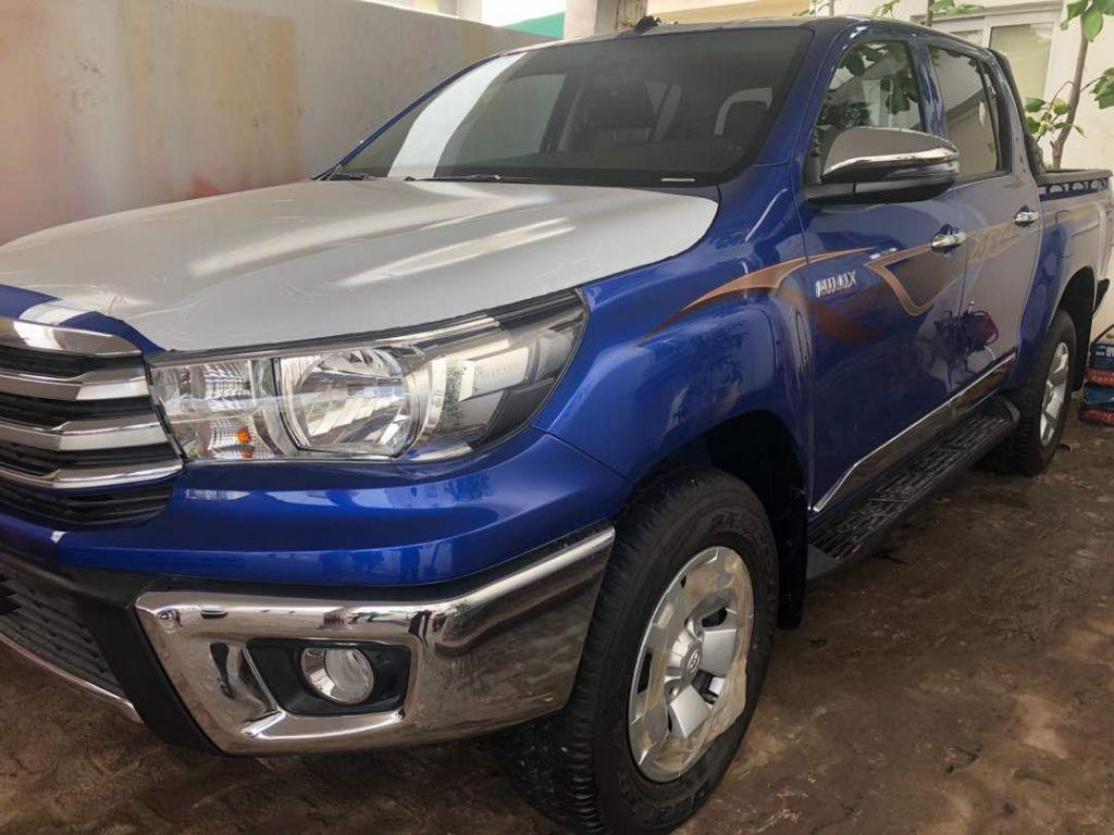 Toyota Hilux modèle 2018