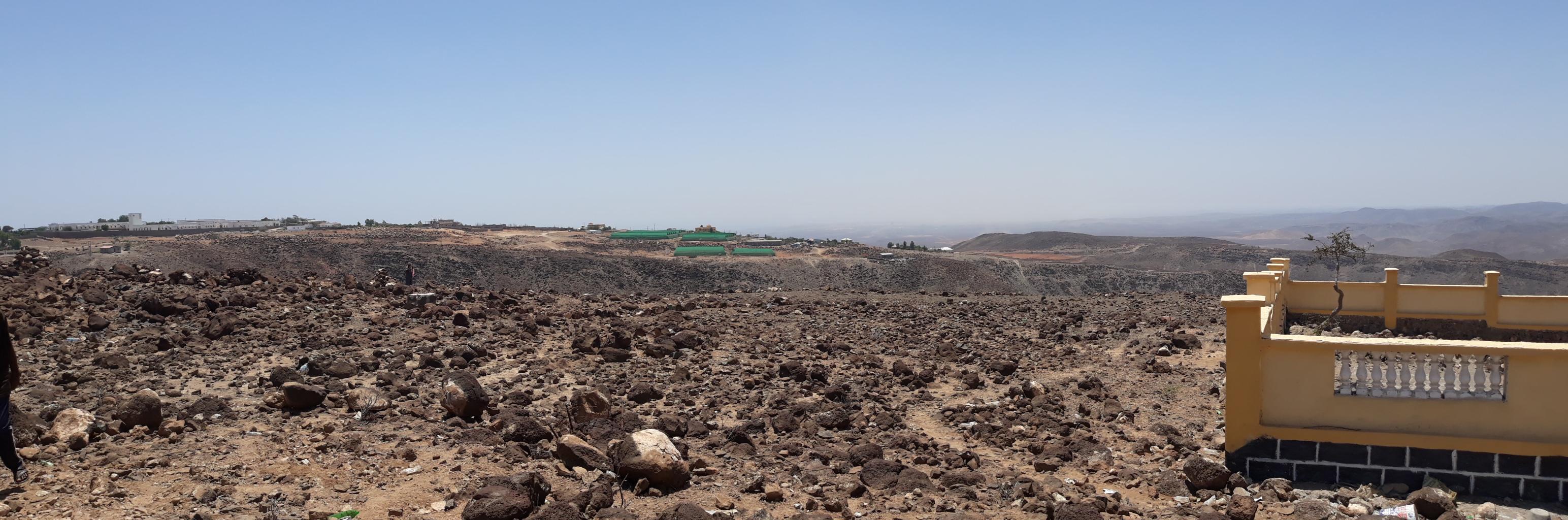 Terrain dans le secteur Barkat d'Arta