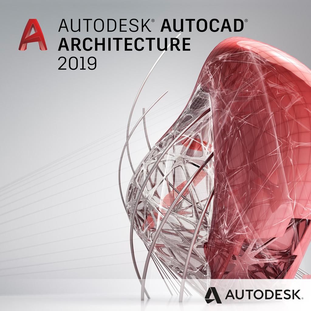 Autodesk AUTOCAD ARCHITECTURE 2019 + Licenses