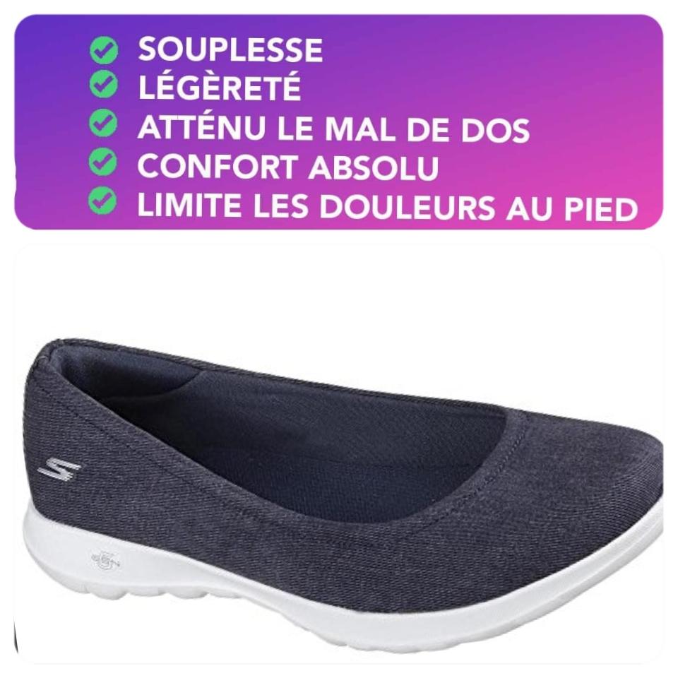 chaussures souple et médicale