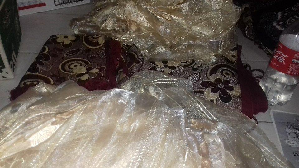 Tissus de qaaci plus les rideaux neufs