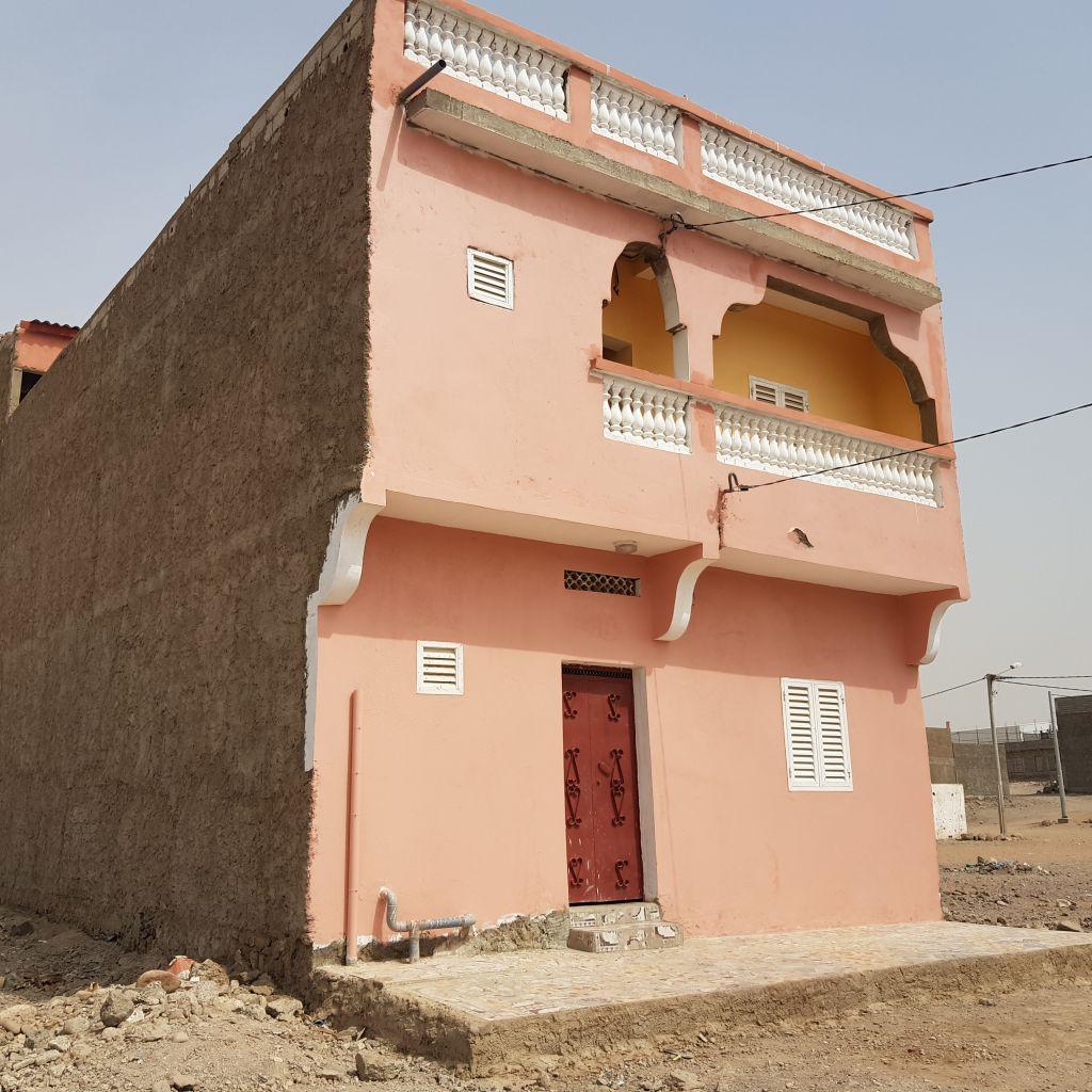 Location d'une maison située à Barwaqoo 2