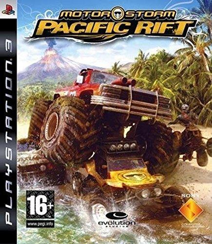 motorstorm pacific rift pour PS3