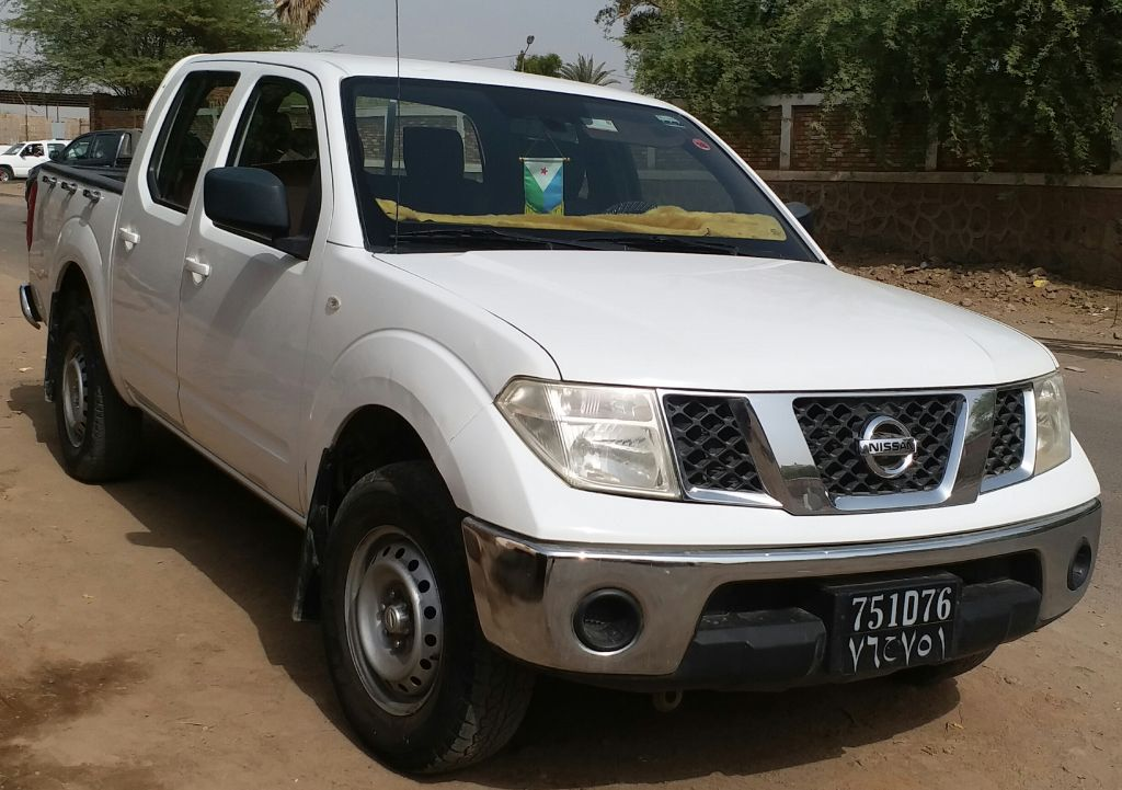 Pick up Nissan Navara 2015