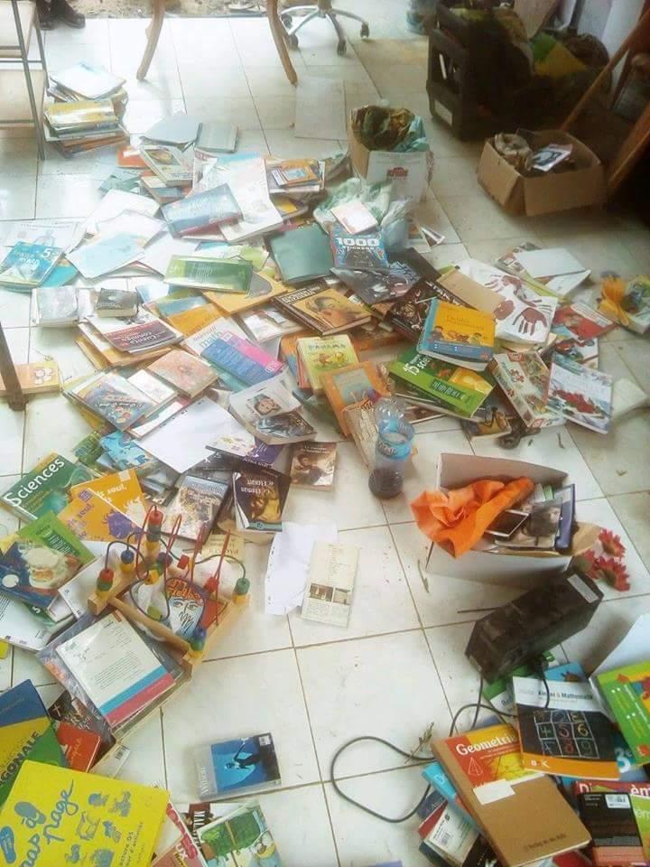 Plusieurs livres d'activité pour enfants, des dictionnaires, des livres de lecture à vendre