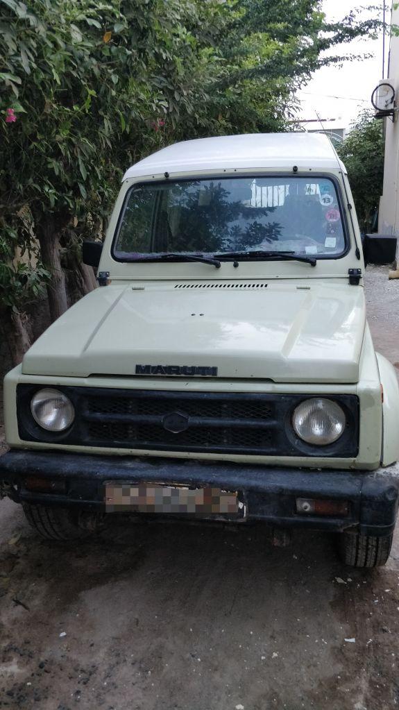 Suzuki maruti gypsi