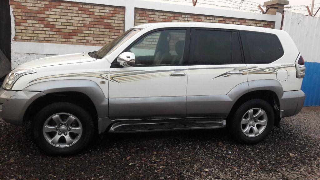 Toyota Prado a vendre