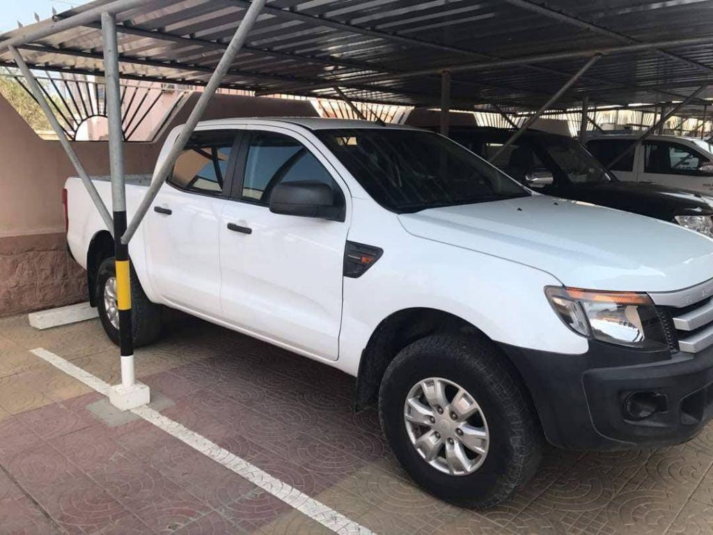 Vente Ford Ranger 2014