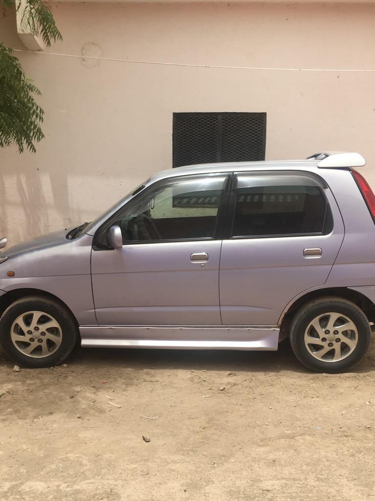 voiture daihastu