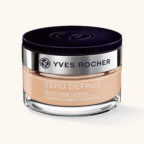 Beauté et santé - Teint Crème Confort - Zéro Défaut